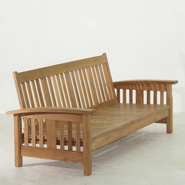 Mission Teak Sofa By Classic Teak