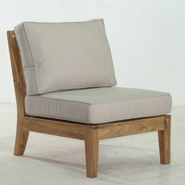 Classic Lounge Club  Chair by Classic Teak