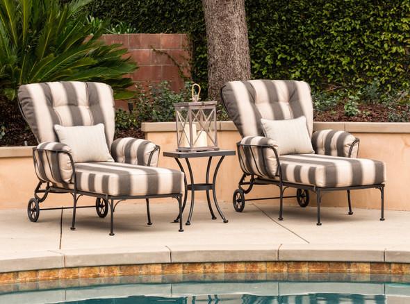 Monterra Adjustable Lounge Set by Ow Lee