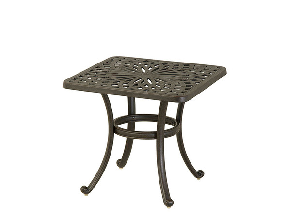 "Mayfair 24"" Square End Table by Hanamint"