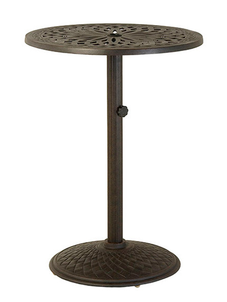 "Mayfair 30"" Round Pedestal Bar Table by Hanamint"