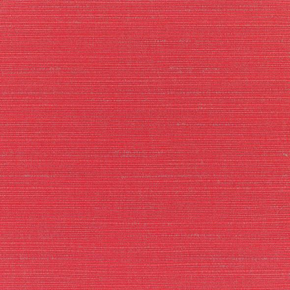 "Sunbrella® Elements Upholstery 54"" Dupione Crimson 8051-0000"