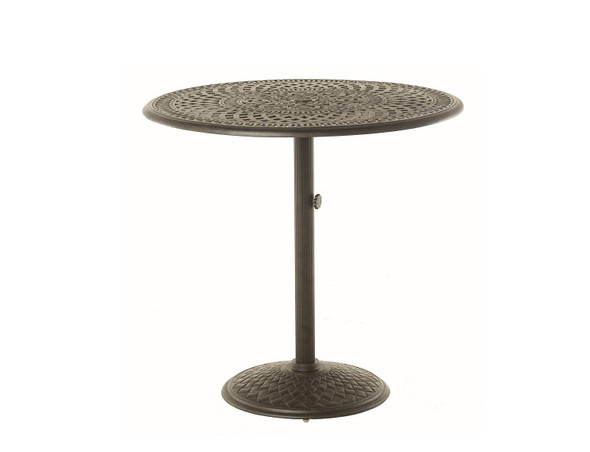 "Bella 42"" Round Pedestal Bar Table	by Hanamint"
