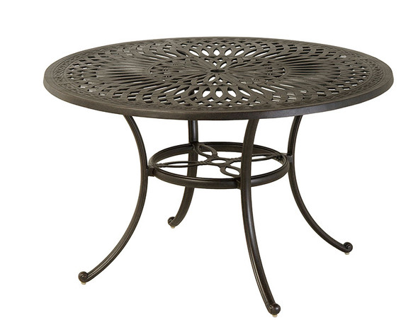 "Mayfair 48"" Round Table by Hanamint"
