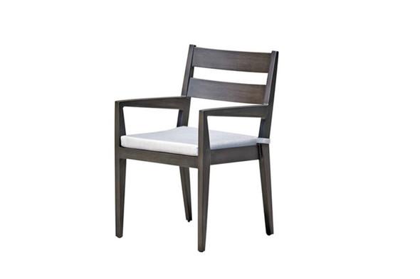 Lucia Dining Arm Chair by Ratana