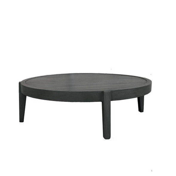 """Lucia Sectional 40"""" Round Ottoman by Ratana"""