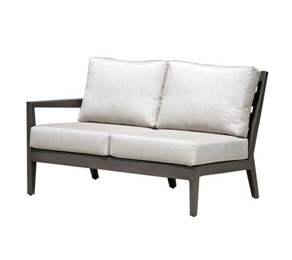 Lucia 2-Seater Right Arm by Ratana