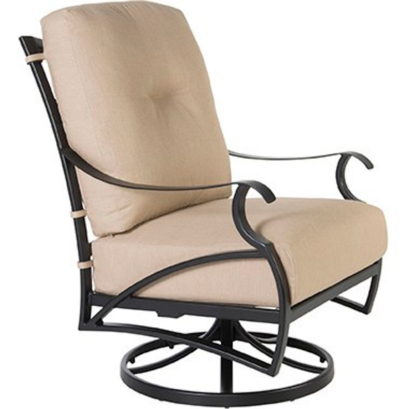 Belle Vie Swivel Rocker Lounge Chair