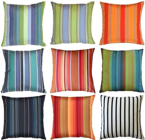 Sunbrella  Custom Pillows