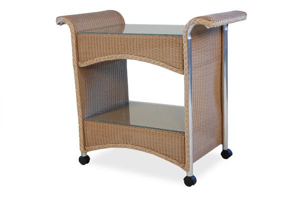 Universal Loom Castered Bar Cart by Lloyd Flanders