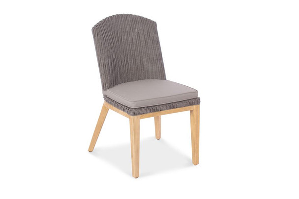 Portola Dining Side Chair by Classic Teak
