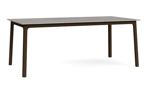"""Adapt 36""""x72"""" Rectangle  Dining Table  By Brown Jordan"""