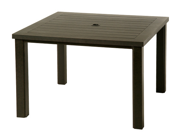 """Sherwood 44"""" Square Table By Hanamint"""