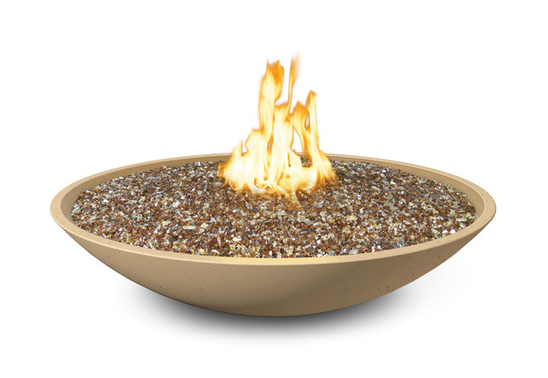 """48"""" Marseille Fire Bowl by American Fyre Design"""