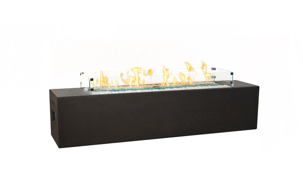 "16"" Milan Linear Firetable by American Fyre Design"