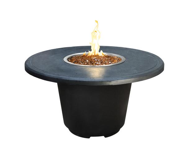 "48"" Cosmopolitan Round Firetable by American Fyre Design"