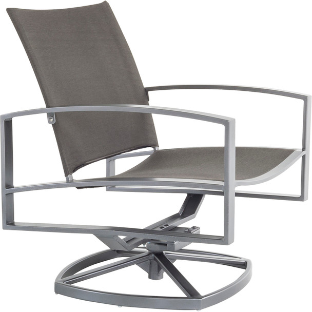 Pacifica Flex Comfort Swivel Rocker Lounge Chair by OW Lee