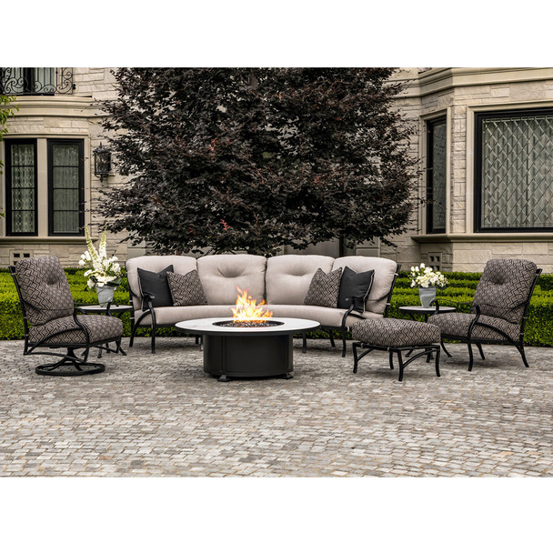 Belle Vie Lounge set With Fire Table By Ow Lee