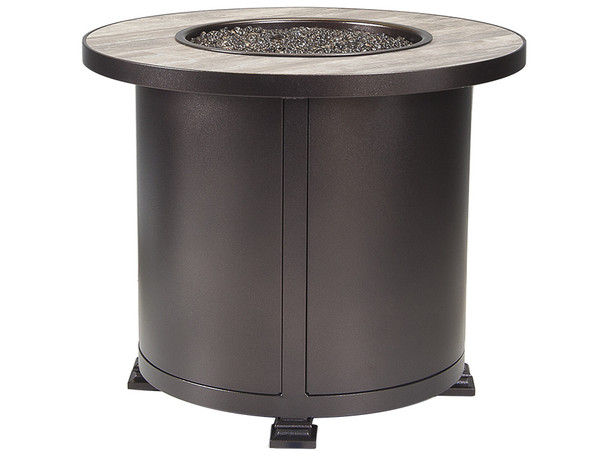 """Round 30"""" Santorini Fire Pit by OW Lee"""