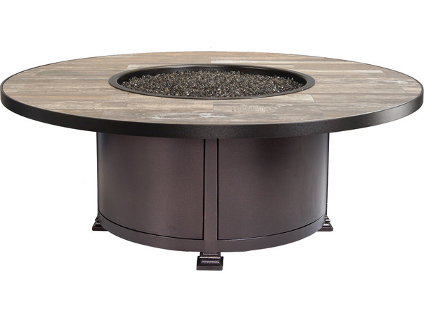 """Round 54"""" Santorini Fire Pit by OW Lee"""