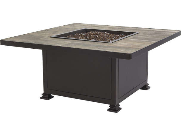 """Square 42"""" Santorini Fire Pit by OW Lee"""