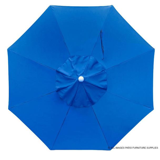 Umbrella Canopy Only Sunbrella Fabric by Treasure Garden