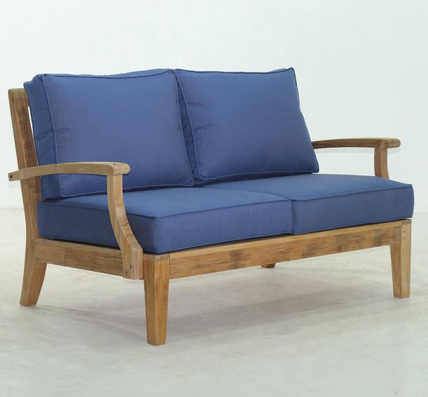 Classic Love Seat By Classic Teak
