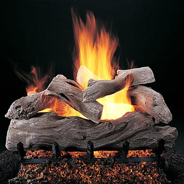 Manzanita Gas Logs By Rasmussen