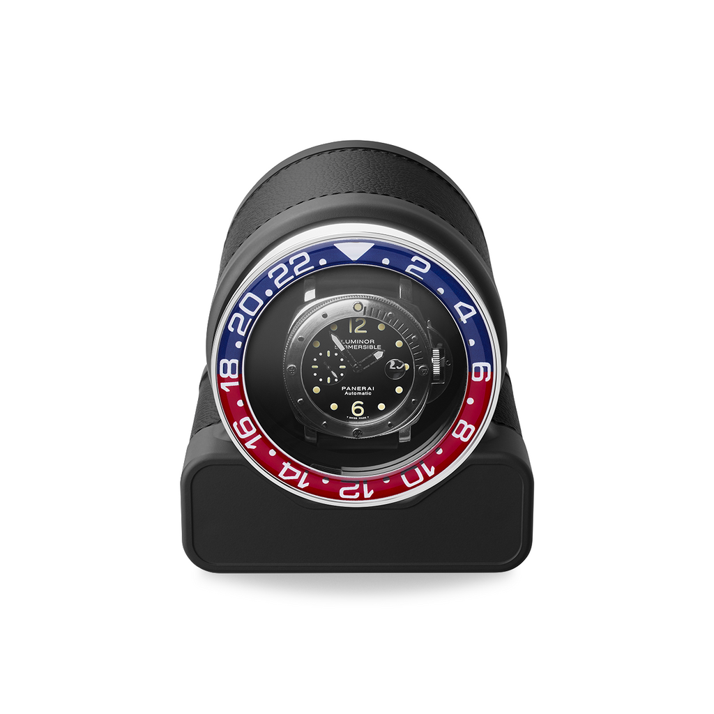 ROTOR ONE SPORT BLACK + RED/BLUE