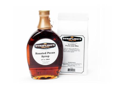 Stripling's Syrup & Pancake Gift Box