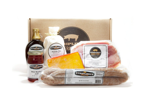 Stripling's Southern Breakfast Gift Box