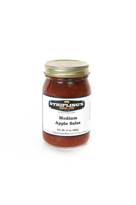 Stripling's Medium Apple Salsa