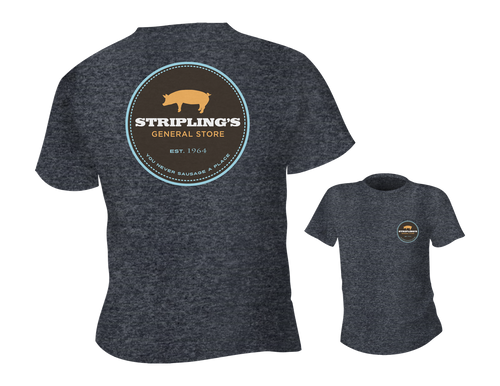 Stripling's T-shirt - Heather Dark Gray
