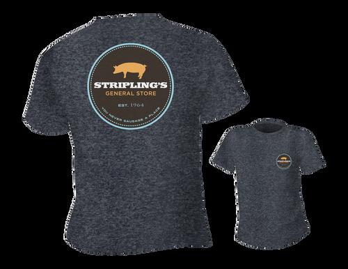 Stripling's T-shirt - Heather Dark Gray