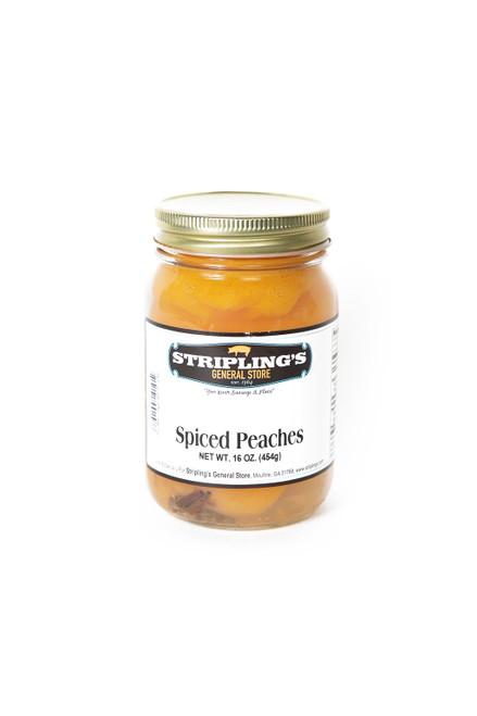 Stripling's Spiced Peaches