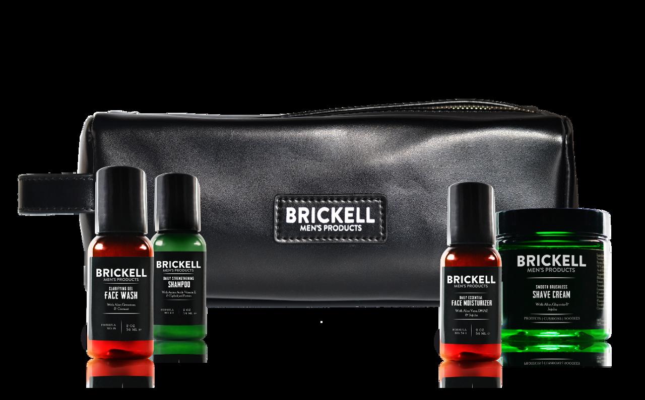 6ed9270568e3 Brickell Men's Products Essential Travel Dopp Kit