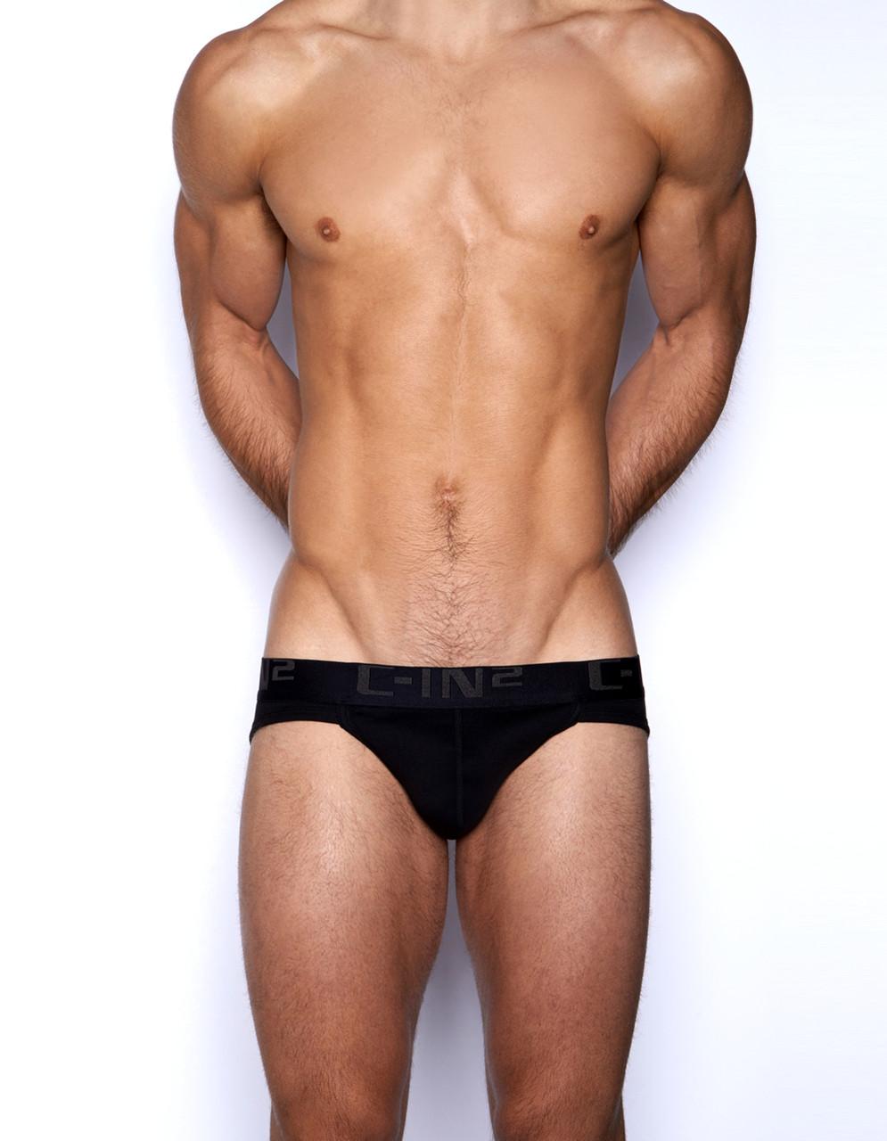 31e9a76f11 C-IN2 Underwear Core Sport Brief Black | Male HQ