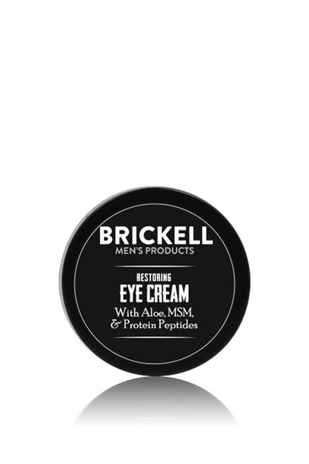 Brickell Men's Products Restoring Eye Cream (15ml) (EB134)