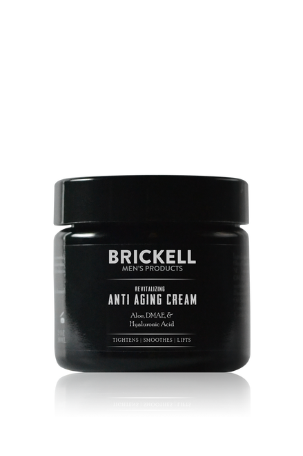 Brickell Men's Products Revitalizing Anti-aging Cream (15ml)