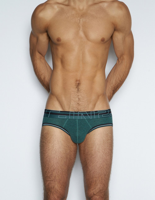 C-IN2 Underwear - Zen Slider Brief Lumber Jack (3213-466)