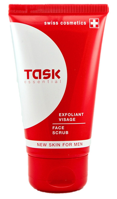Task Essential New Skin for Men Face Scrub