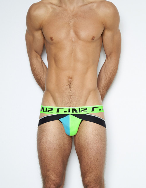 C-IN2 Underwear - Super Bright Jock Gecko (1025-308)