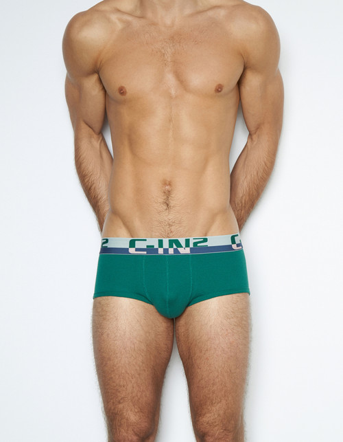 C-IN2 Underwear - C-Theory Punt Trunk Deep Glacier (8064-397)