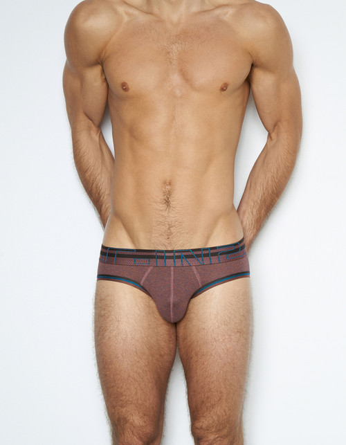 C-IN2 Underwear - Zen Slider Brief Ringneck (3213-837)