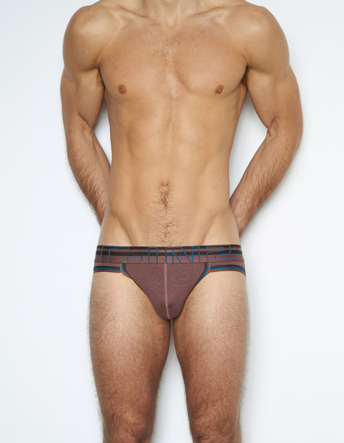 C-IN2 Underwear - Zen Active Sport Brief Ringneck (3214-837)