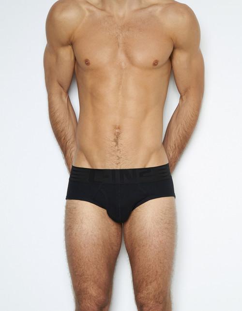 C-IN2 Underwear - Hard Core Punt Trunk Black (2760-001)