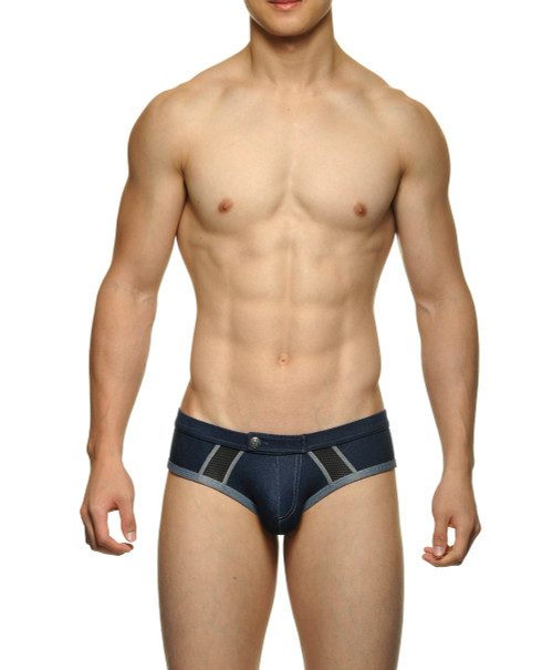 STUD Underwear Callister Denim Brief (U604LB10)