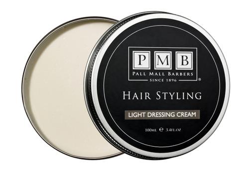 Pall Mall Barbers Light Dressing Cream (100ml) (PMB-MSP-006)