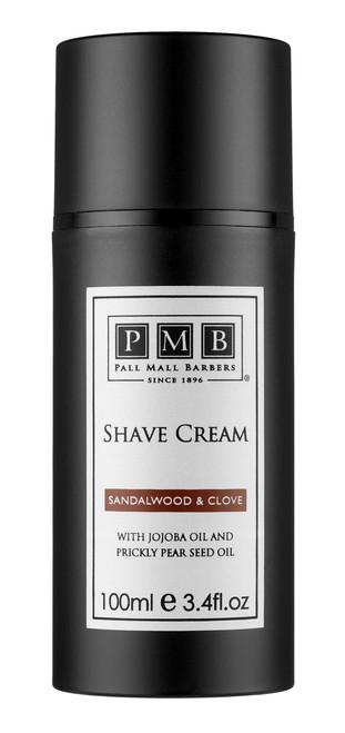 Pall Mall Barbers Shaving Cream (100ml) (PMB-SP-002)