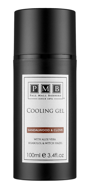Pall Mall Barbers Cooling Gel (100ml) (PMB-SP-006)